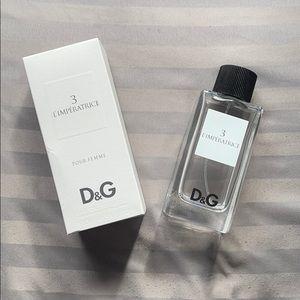 D&G 3 L'Impératrice - EMPTY BOTTLE